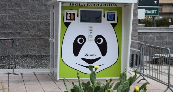 isola ecologica Paandaa