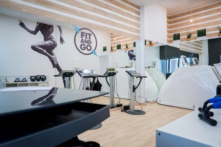 Franchising palestra Fit and Go