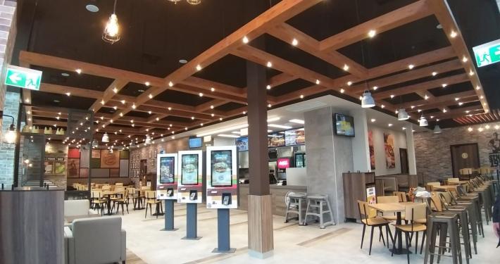 Franchising Burger King Tibaldi