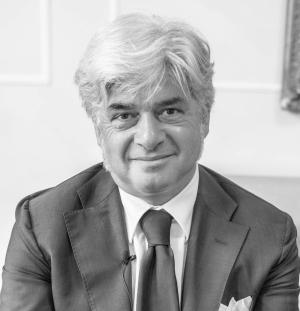 Raffaello Pellegrini, CEO Naturhouse Italia